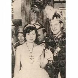 KG Treuchtlingen Prinzenpaar 1960