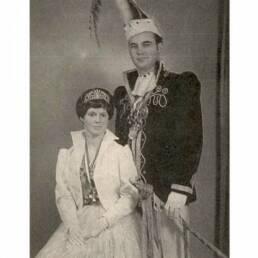 KG Treuchtlingen Prinzenpaar 1961