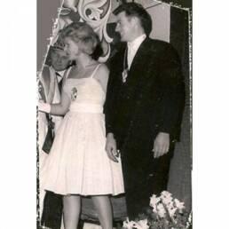 KG Treuchtlingen Prinzenpaar 1962