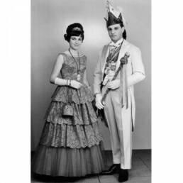 KG Treuchtlingen Prinzenpaar 1965