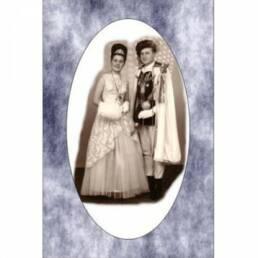 KG Treuchtlingen Prinzenpaar 1966