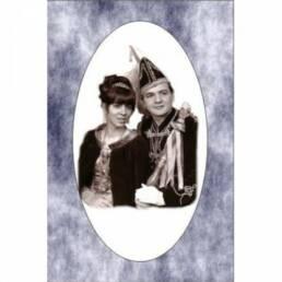 Prinzenpaar KG Treuchtligen 1967