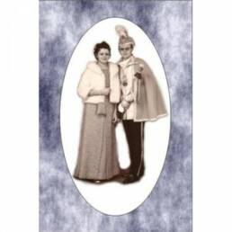 KG Treuchtlingen Prinzenpaar 1970