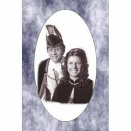KG Treuchtlingen Prinzenpaar 1975
