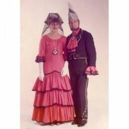 Prinzenpaar KG Treuchtlingen 1979