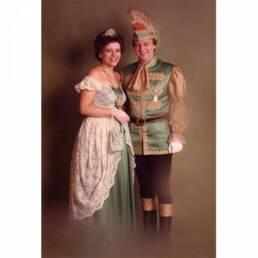KG Treuchtlingen Prinzenpaar 1980
