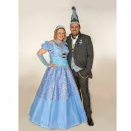 Prinzenpaar KG Treuchtlingen 2020